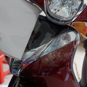 Dán keo xe máy tại Vinh-Nghệ An