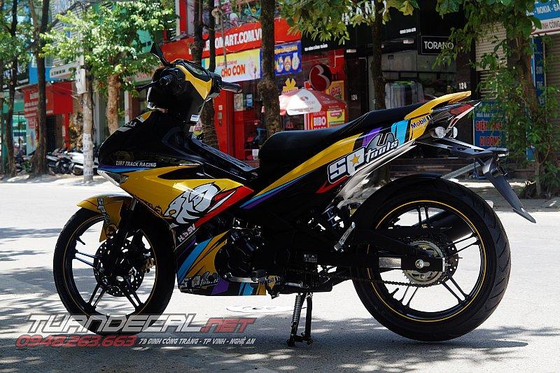 Tem Trùm Exciter 150 Sport Racing